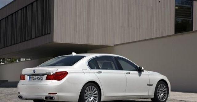 2011 BMW 7-Series 760Li  第6張相片