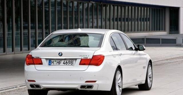 2011 BMW 7-Series 760Li  第7張相片