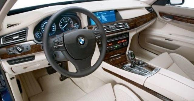 2011 BMW 7-Series 760Li  第8張相片