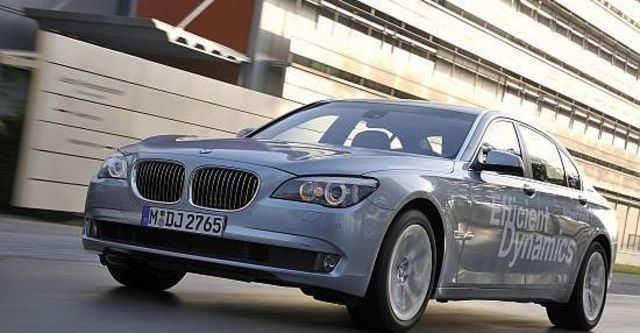 2011 BMW 7-Series ActiveHybrid 7 L  第1張相片
