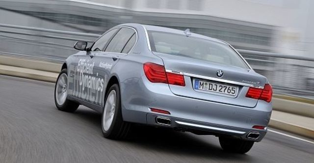 2011 BMW 7-Series ActiveHybrid 7 L  第3張相片
