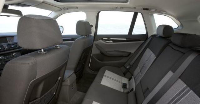 2011 BMW X1 sDrive20d  第6張相片