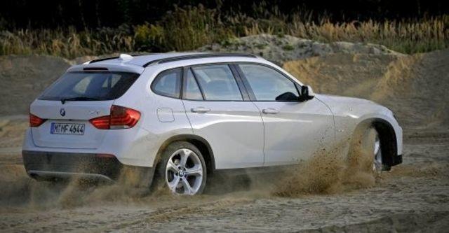 2011 BMW X1 xDrive20d  第5張相片