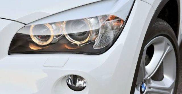 2011 BMW X1 xDrive20d  第6張相片