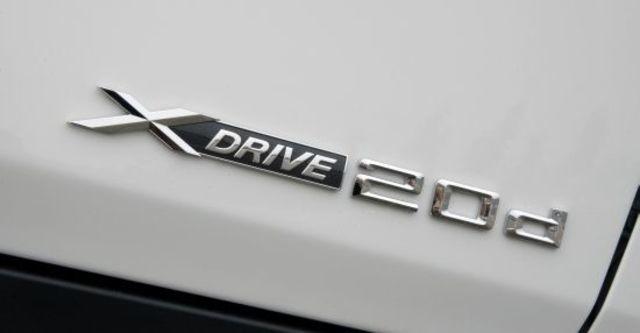 2011 BMW X1 xDrive20d  第7張相片