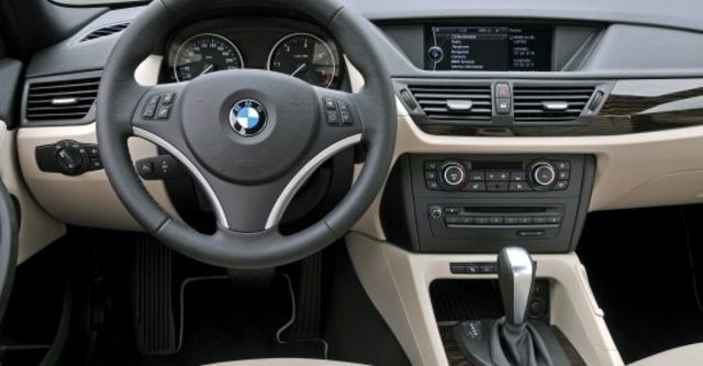 2011 BMW X1 xDrive20d  第8張相片