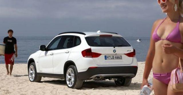 2011 BMW X1 xDrive23d  第4張相片