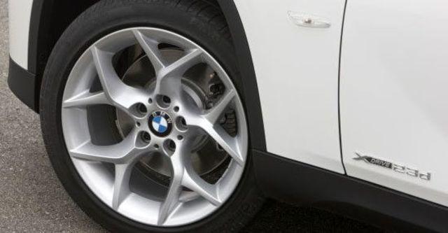 2011 BMW X1 xDrive23d  第5張相片