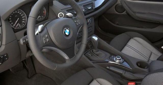 2011 BMW X1 xDrive23d  第7張相片