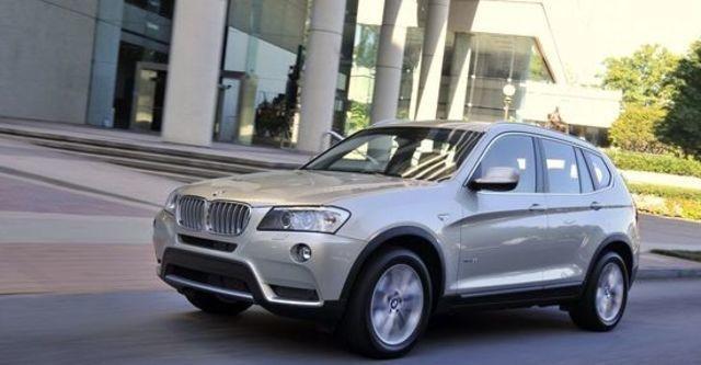 2011 BMW X3 xDrive20d  第4張相片