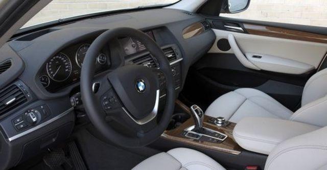 2011 BMW X3 xDrive20d  第6張相片