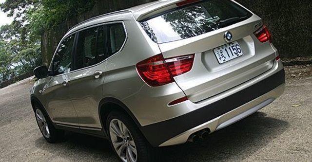 2011 BMW X3 xDrive30d  第3張相片