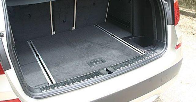 2011 BMW X3 xDrive30d  第7張相片