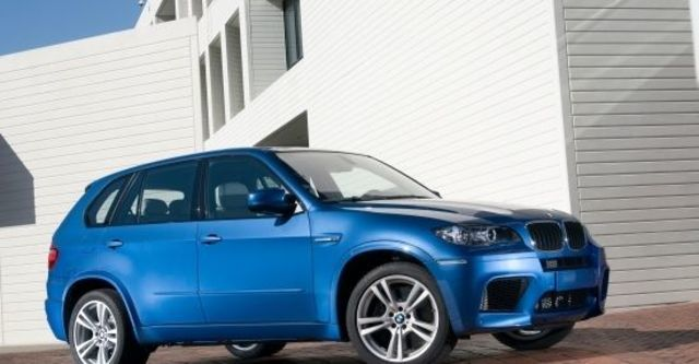 2011 BMW X5 M 4.4  第1張相片