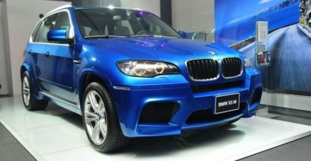2011 BMW X5 M 4.4  第4張相片