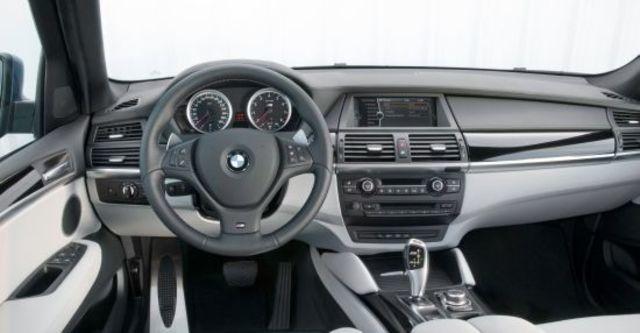 2011 BMW X5 M 4.4  第8張相片