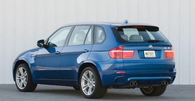 2011 BMW X5 M 4.4  第11張相片