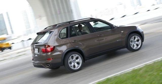 2011 BMW X5 xDrive30d  第6張相片