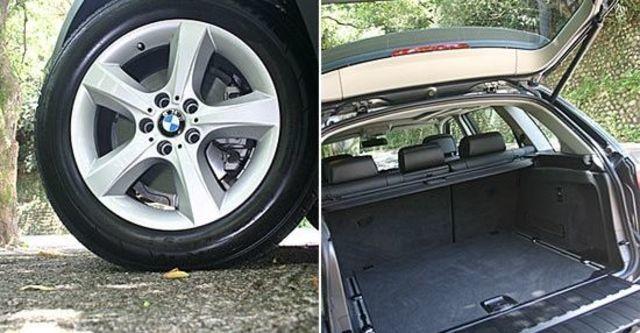 2011 BMW X5 xDrive35i  第7張相片