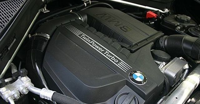 2011 BMW X5 xDrive35i  第8張相片