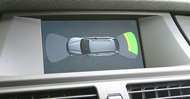 2011 BMW X5 xDrive35i  第12張相片