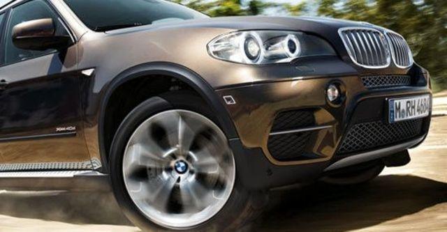 2011 BMW X5 xDrive40d M Sports Package  第4張相片