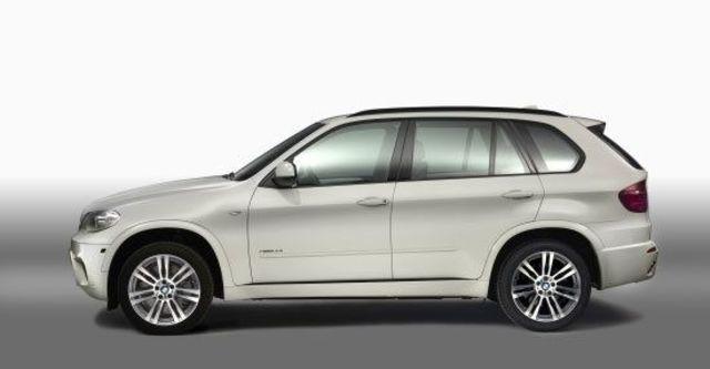 2011 BMW X5 xDrive40d M Sports Package  第6張相片