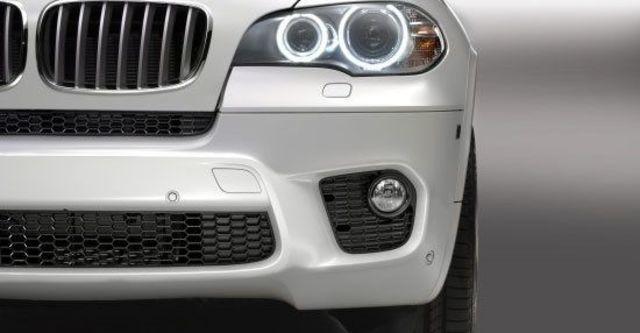 2011 BMW X5 xDrive40d M Sports Package  第10張相片
