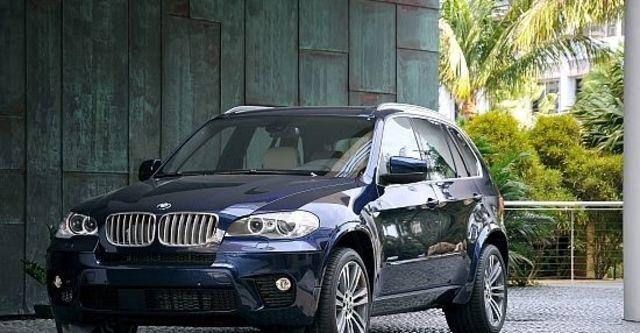 2011 BMW X5 xDrive50i  第1張相片