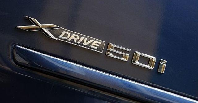 2011 BMW X5 xDrive50i  第6張相片