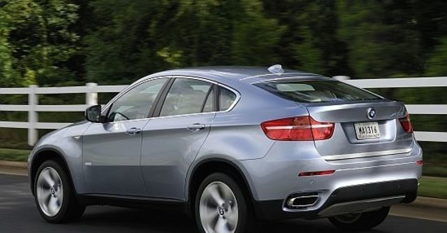 2011 BMW X6 ActiveHybrid  第3張相片