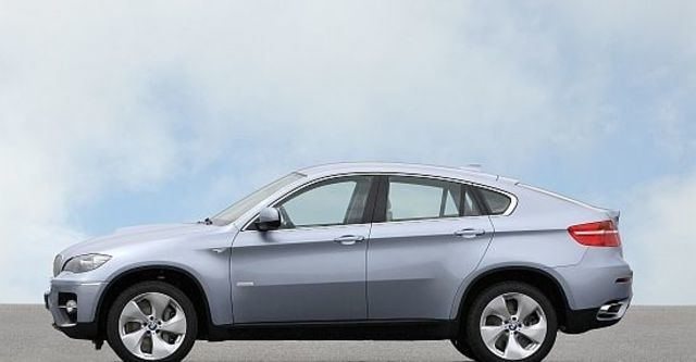 2011 BMW X6 ActiveHybrid  第6張相片