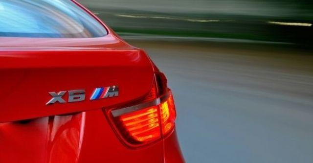 2011 BMW X6 M 4.4  第2張相片