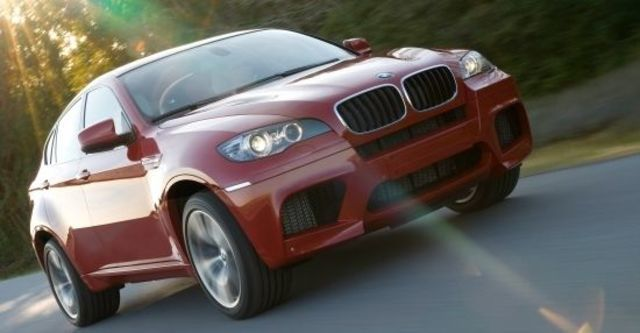 2011 BMW X6 M 4.4  第4張相片