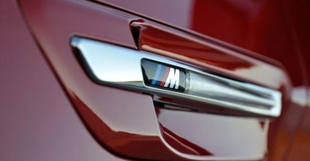 2011 BMW X6 M 4.4  第6張相片