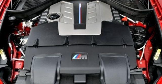2011 BMW X6 M 4.4  第10張相片