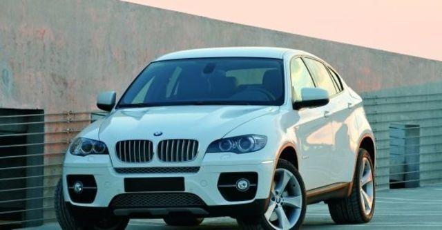 2011 BMW X6 xDrive35i  第1張相片