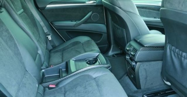 2011 BMW X6 xDrive35i  第6張相片