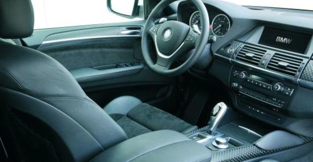 2011 BMW X6 xDrive40d  第7張相片