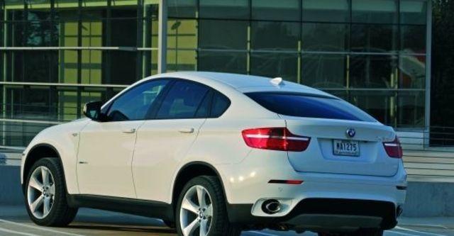 2011 BMW X6 xDrive40d  第8張相片