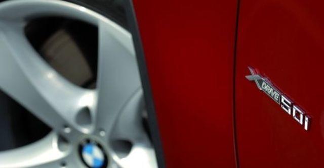 2011 BMW X6 xDrive50i  第6張相片