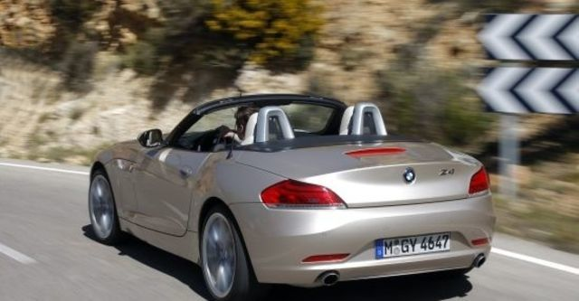 2011 BMW Z4 sDrive23i  第3張相片