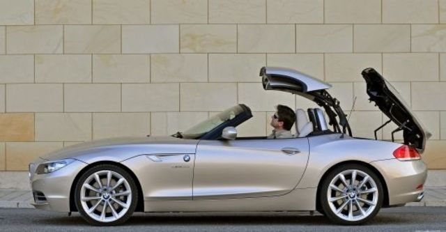 2011 BMW Z4 sDrive23i  第7張相片