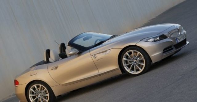 2011 BMW Z4 sDrive35i  第2張相片