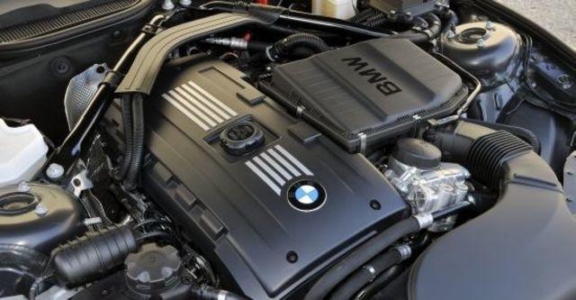 2011 BMW Z4 sDrive35i  第10張相片