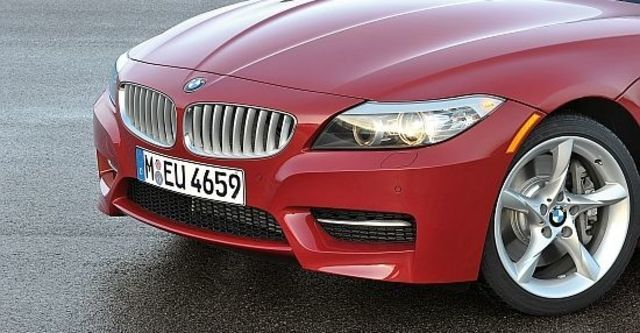 2011 BMW Z4 sDrive35is M Sports Package  第7張相片