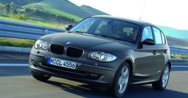 2010 BMW 1-Series 118i  第1張相片