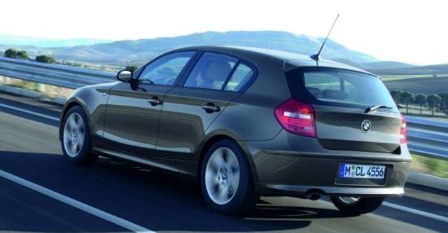 2010 BMW 1-Series 118i  第3張相片