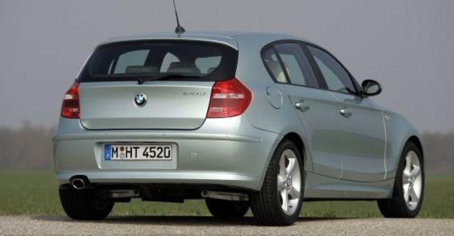 2010 BMW 1-Series 120d  第3張相片