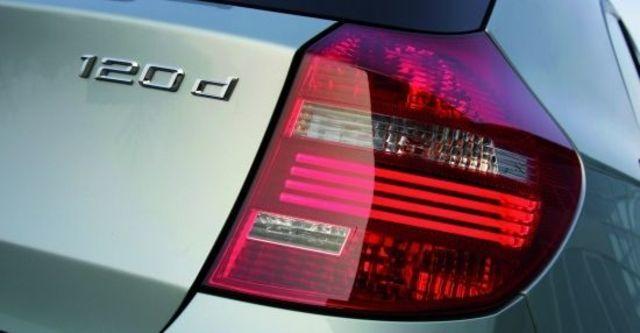 2010 BMW 1-Series 120d  第5張相片